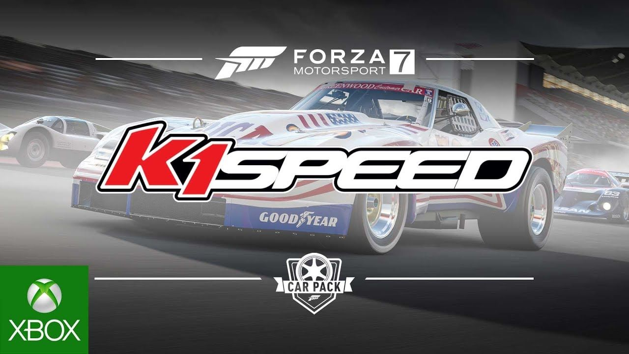 Forza motorsport 7 k1 speed car pack game site reviews