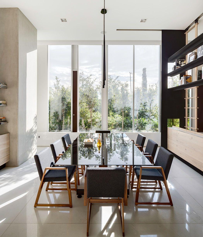 Un appartement de standing moderne au cœur de la capitale mexicaine ...