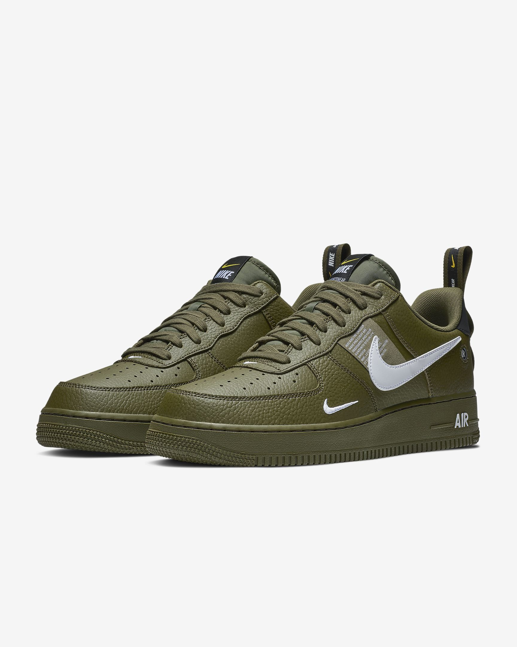 81a0975305d Nike Air Force 1  07 LV8 Utility Men s Shoe
