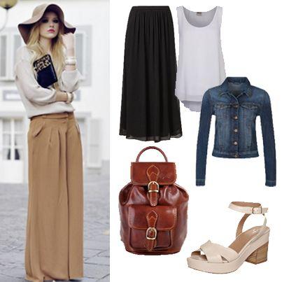 The maxi look | Fashion, Spring fashion, Product description