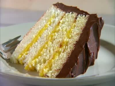Yellow Cake With Orange Curd Videos