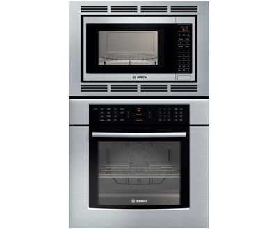 Bosch Home Liances Products Built In Wall Ovens Microwave Combination