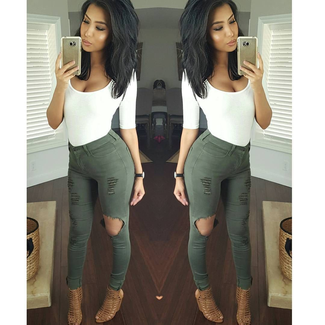Itsmsmonica on instagram casual dinner outfit ootn for Outfit ideas for dinner party