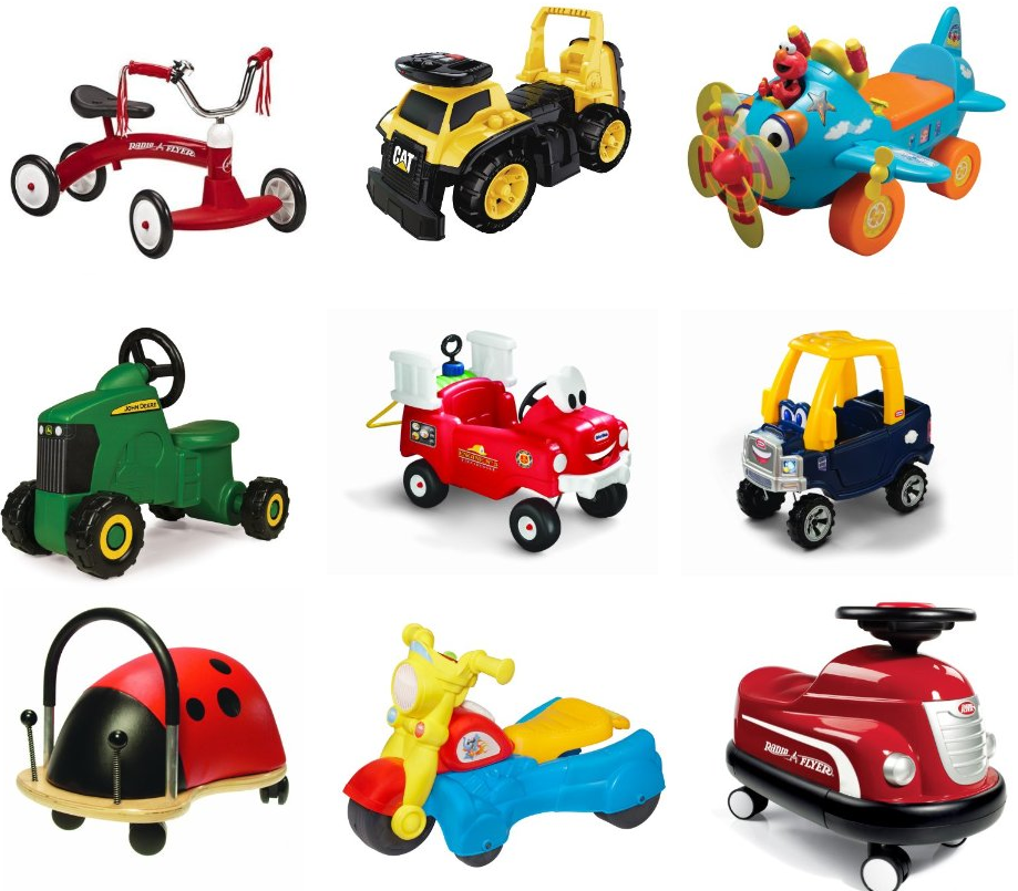 9 awesome ride on toys for toddlers