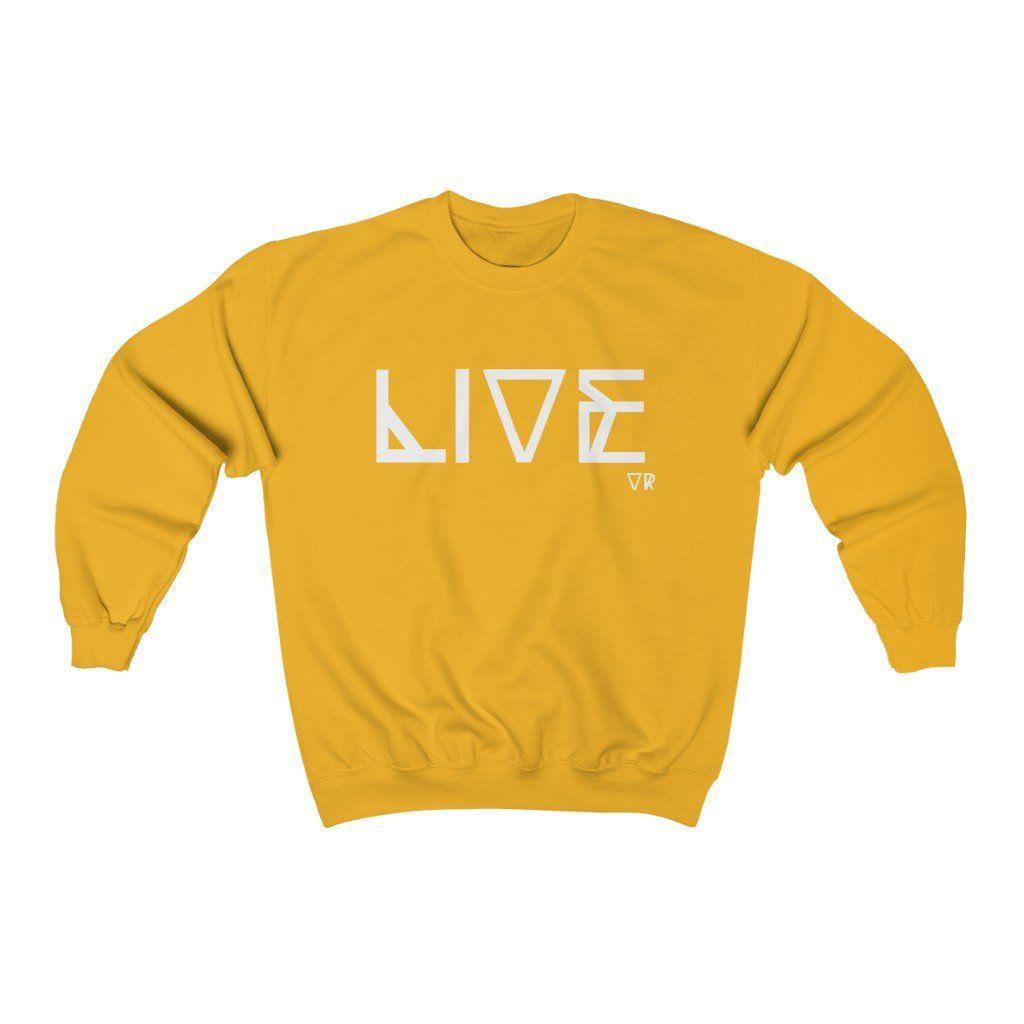 LIVE Crew - Gold / 2XL