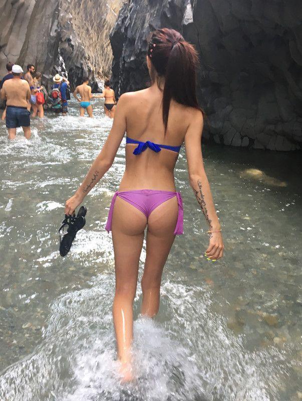 Babe bikini cute rhodes hot