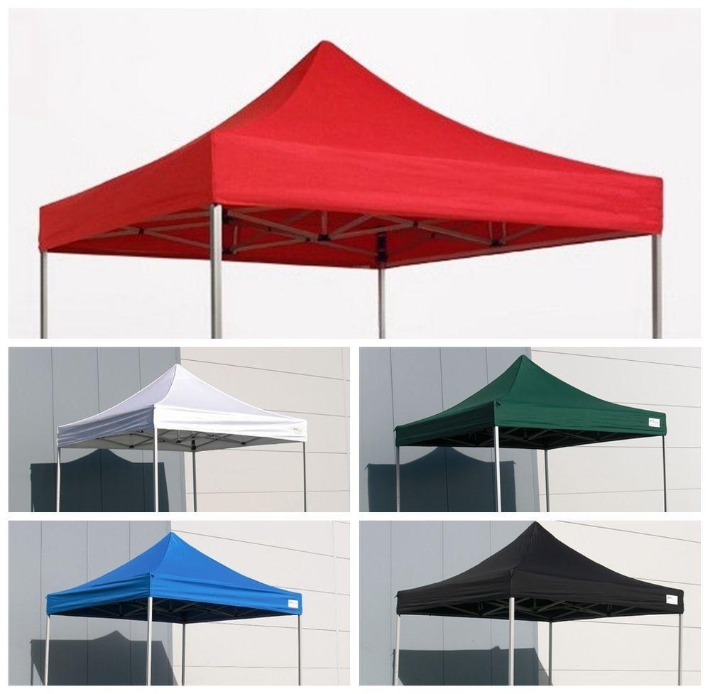 Ez Pop Up Canopy Replacement Top For 10 X 10 Caravan Tent 100