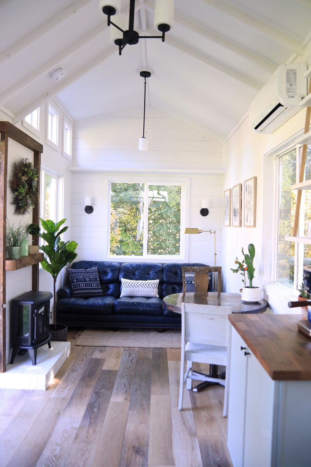 Cadence By Handcrafted Movement Tiny Living Tiny House Interior Design Tiny House Interior Tiny House Living Room #tiny #home #living #room
