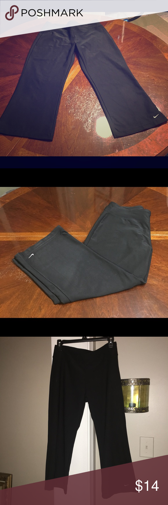 Nike Womens Dri Fit Capri Workout Legging | Capri leggings ...