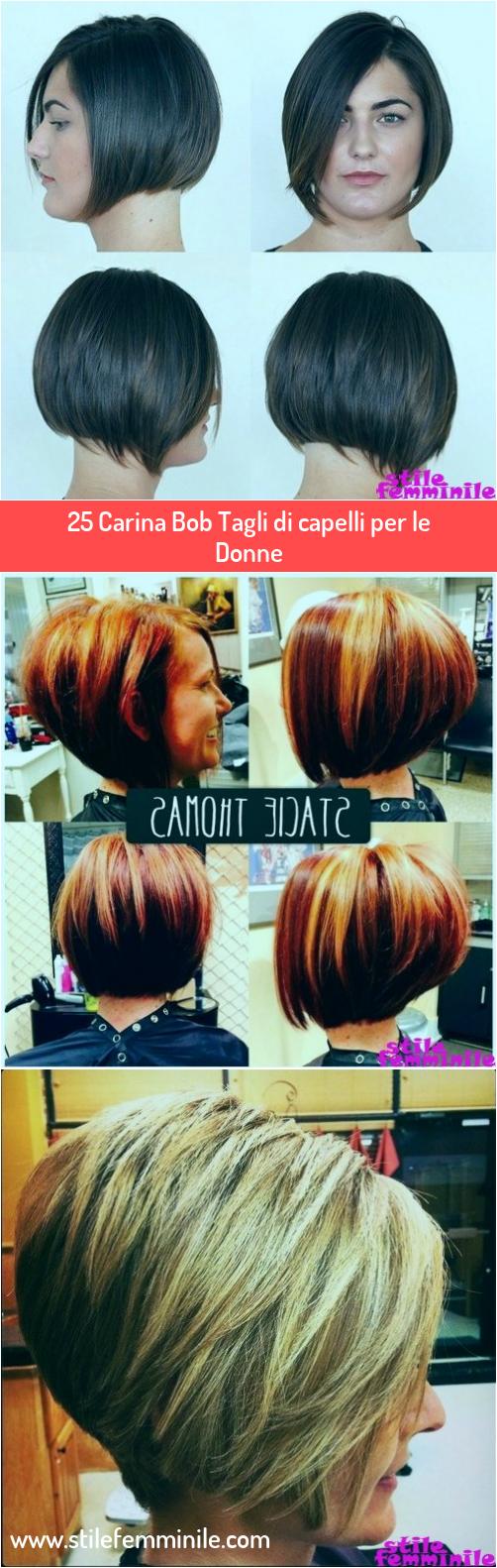 Photo of 25 tagli di capelli Bob carino per le donne