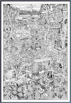 Advanced Coloring Coloring Posters Coloring Pages Printable Coloring Pages
