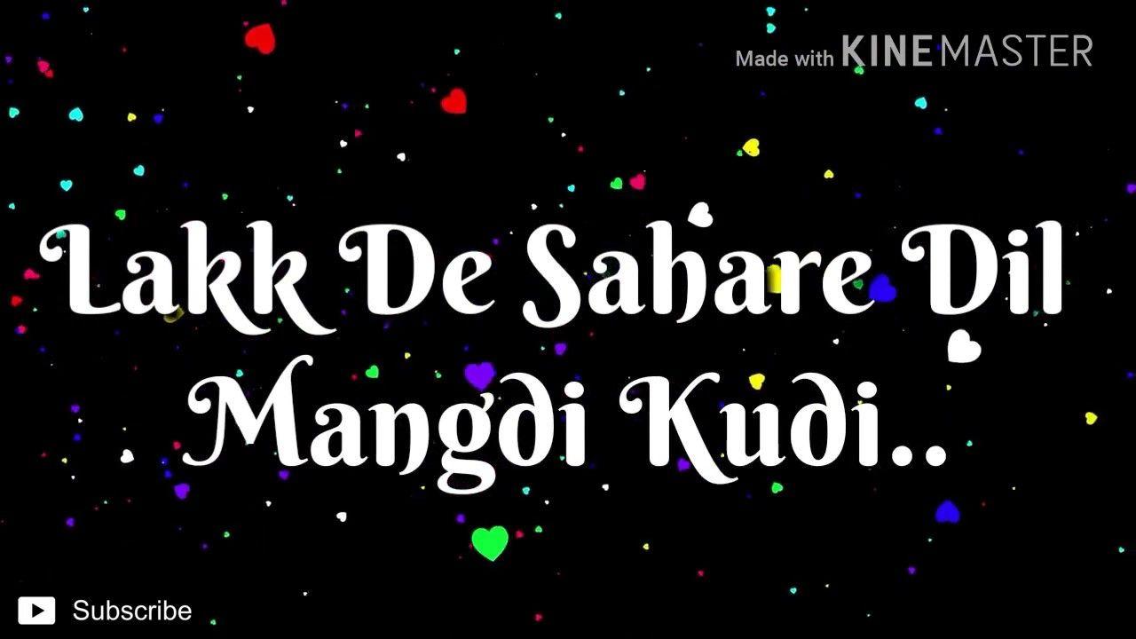 Jassi Gill New Punjabi Song Dil Ton Black For Whatsapp