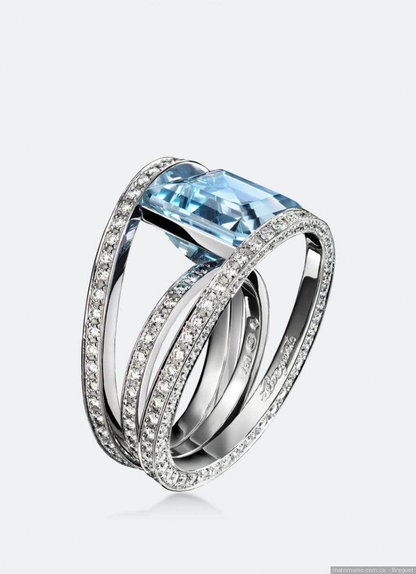 f26436e478e1 20 diseños de anillos de compromiso que te harán soñar  wedding  boda   matrimonio