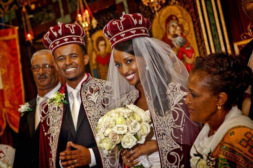 Ethiopian Cultural Wedding