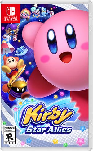 Kirby Star Allies Out Now Only On The Nintendo Switch Nintendo Switch Games Kirby Kirby Games
