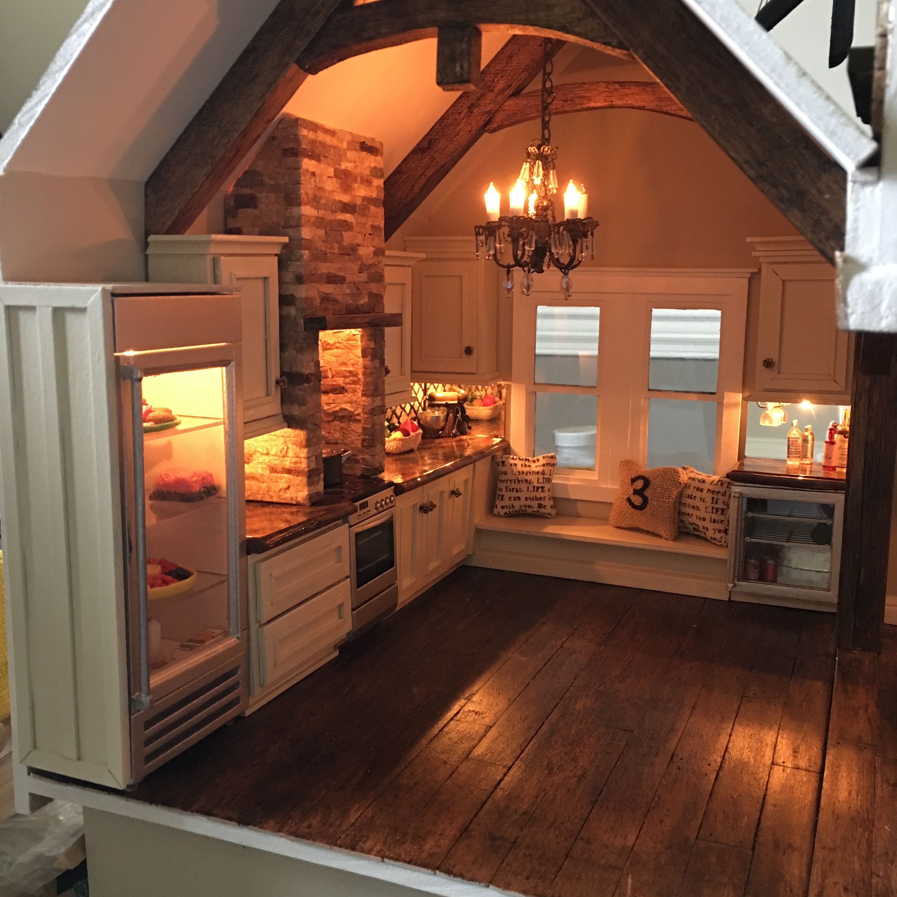 Melissa and Doug Dollhouse Reno, Modern Dollhouse, Dollhouse ...