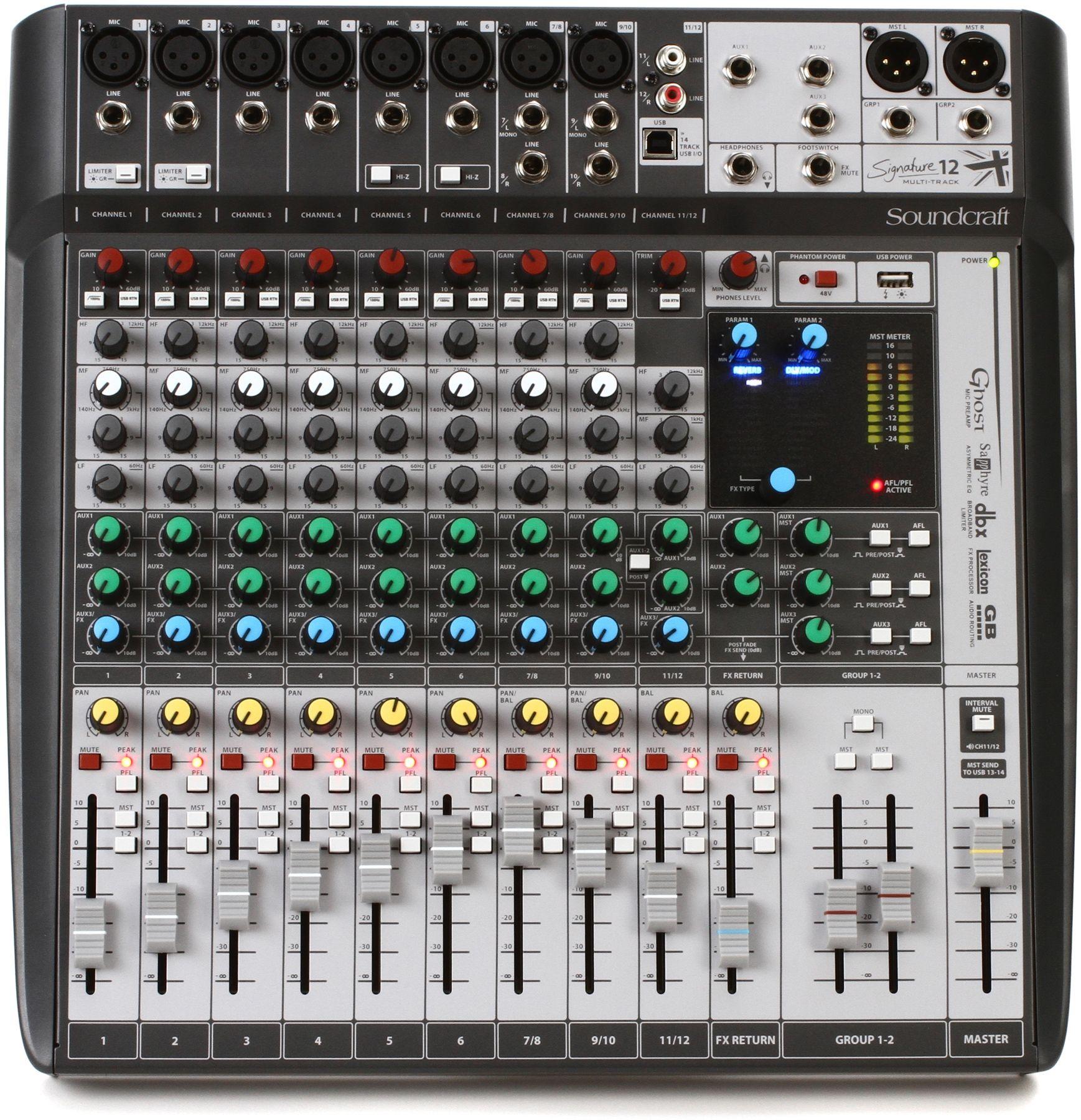 450 soundcraft signature 12 mtk alternative studio gear