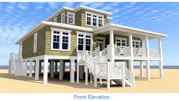 Coastal home plans archie cove house i picked for north for Coastal carolina house plans