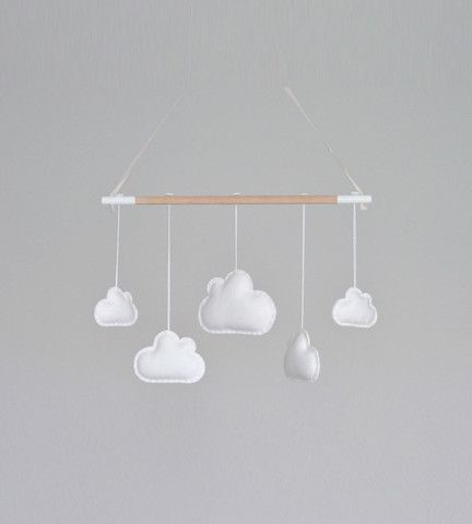 Needle i let it snow cloud mobile kids inspire pinterest needle i let it snow cloud mobile solutioingenieria Gallery