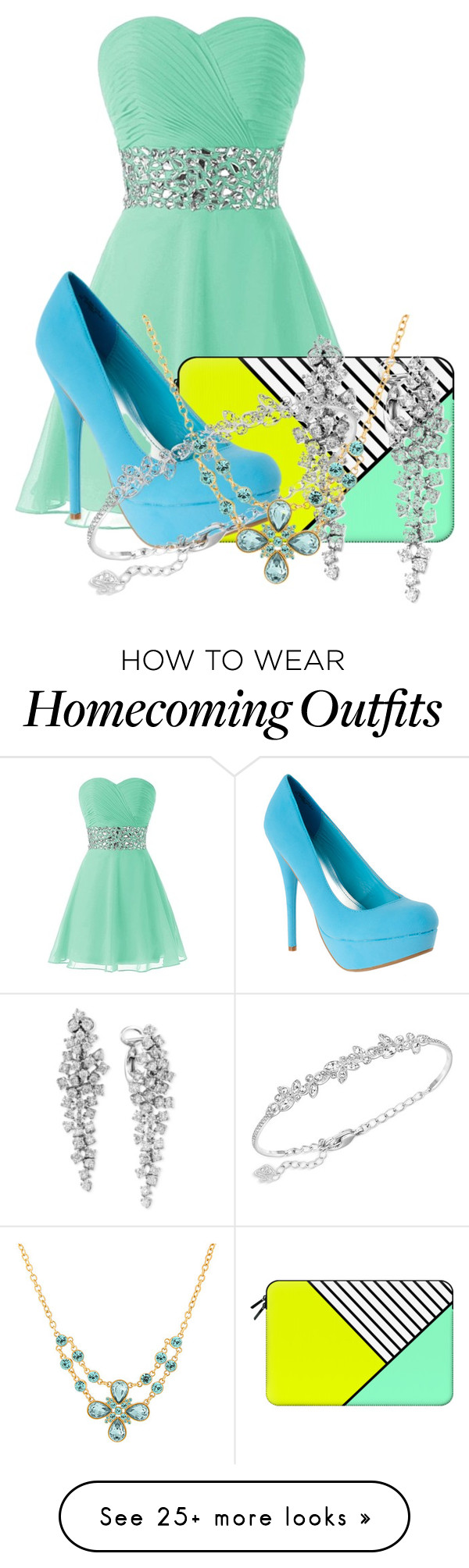 """""""dinner with friends"""" by hifsah on Polyvore featuring Casetify, Effy Jewelry and Swarovski"""