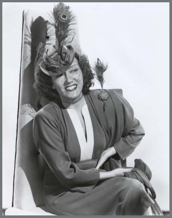 Gloria SWANSON '20-30-40-50 (27 Mars 1899 - 4 Avril 1983)