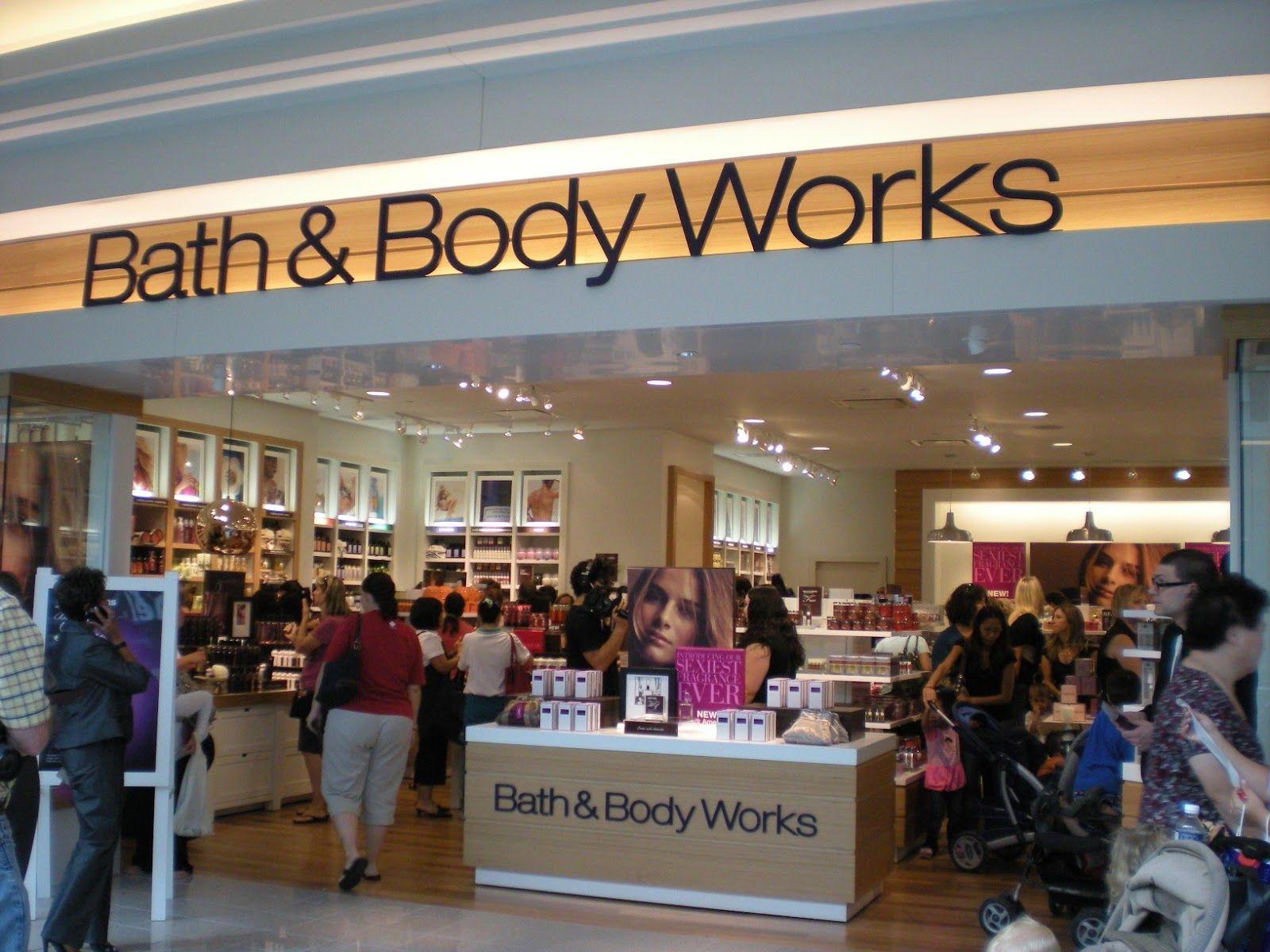 Bath Body Works Bath And Body Works Bath And Body Body
