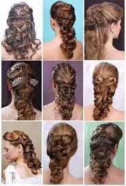 resultado de imagen de peinados semirecogidos para fiestas de noche paso a paso - Peinados De Fiesta Semirecogidos