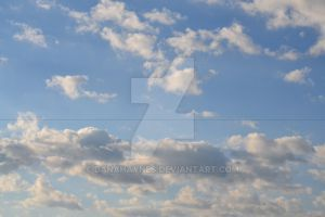 Stock Clouds by DanaHaynes
