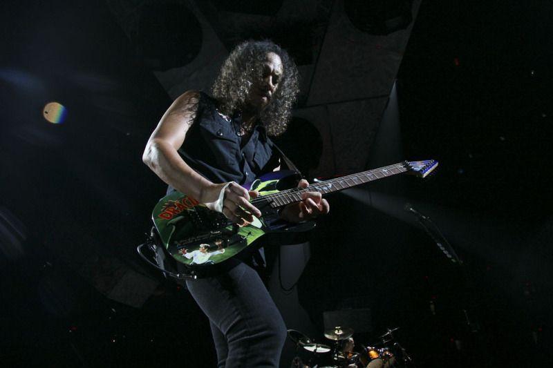 Columbus - Nov 9, 2008 - Metallica