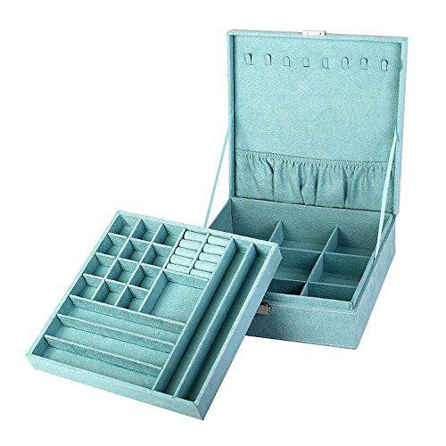 KLOUD City two-layer lint jewelry box organizer display s... https://www.amazon.com/dp/B01GO3LDWA/ref=cm_sw_r_pi_awdb_x_MhoOybP5XR698