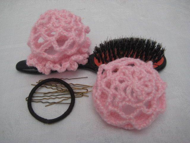 mayblossoms Crochet Ballet Bun Covers | Crochet | Pinterest