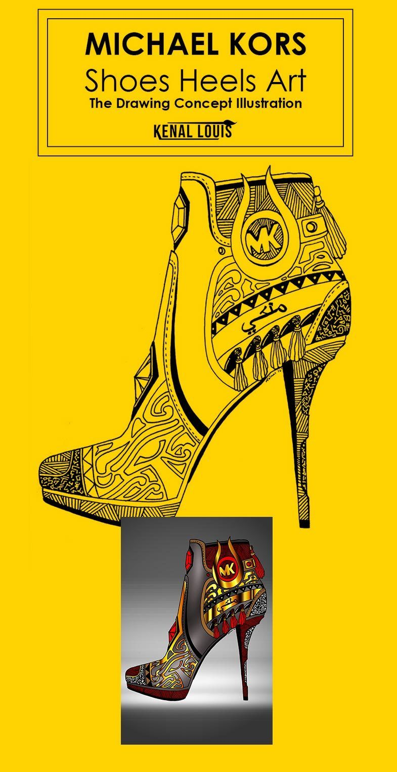 The Most Unique Michael Kors Shoes Art You\'ll Want To Be Real ...