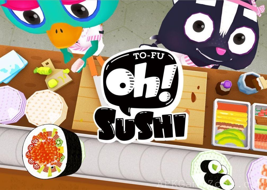 ToFu Oh!Sushi Full Game Unlock Mod Download APK (With