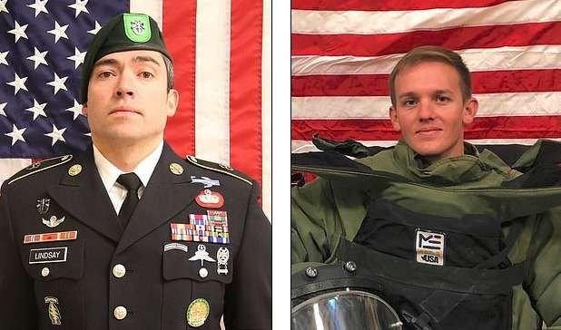8e60411b8e8c8 Will Lindsay and Joseph Collette  Two U.S. soldiers killed in Afghanistan