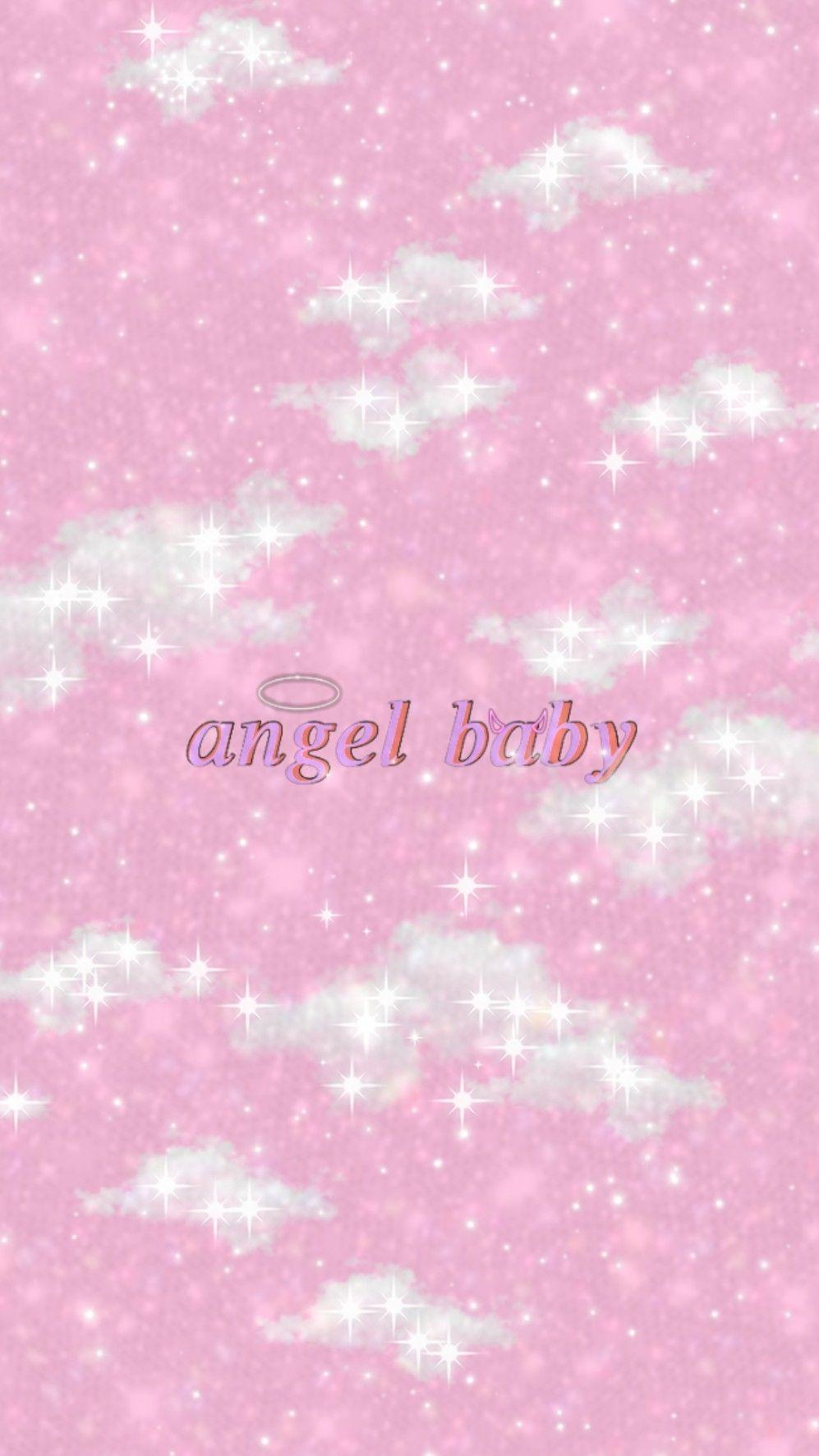 Angel Baby Pink Wallpaper Iphone Pink Wallpaper Backgrounds Iphone Wallpaper Vintage
