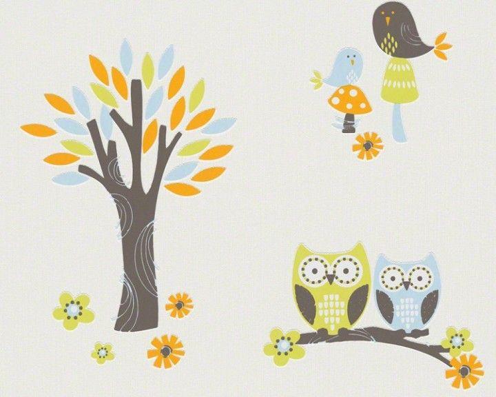 Tapete Esprit Kids 3 von Esprit Home #gmwohndesign #Esprit #Tapeten ...