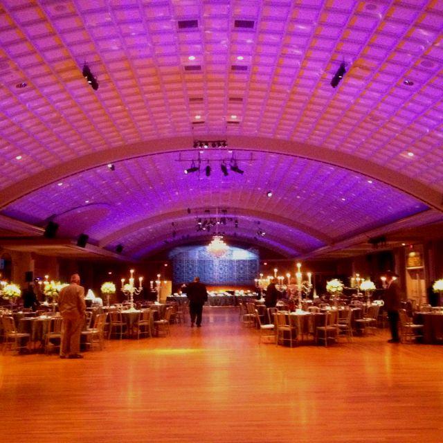 Grand Ballroom At Music Hall Cincinnati