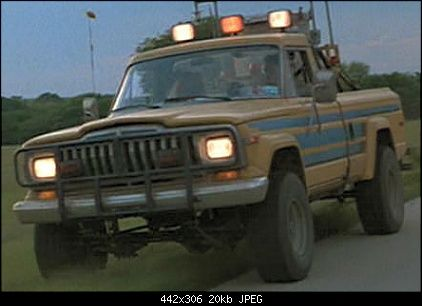 The Truck Off Of Twister Jeep Vintage Pickup Trucks Cars Movie