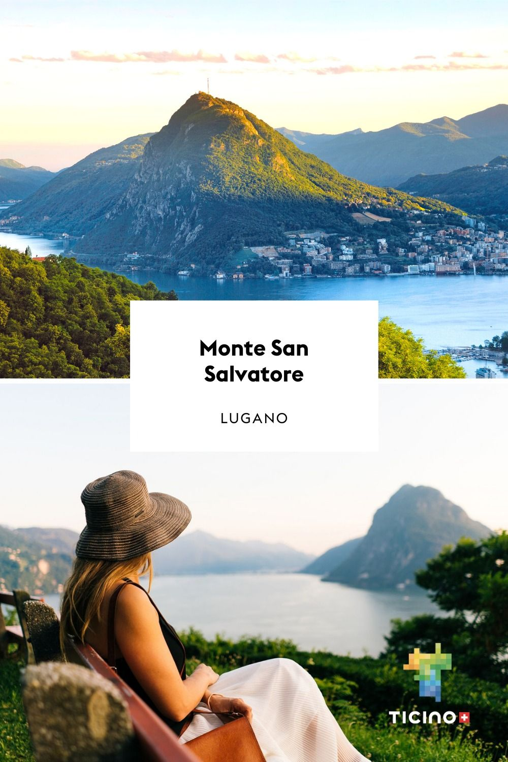 Monte San Salvatore A Place To Recharge Your Batteries San Lugano Region