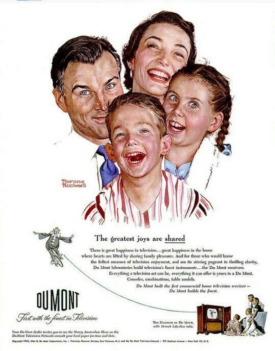 Dumont Network 1950