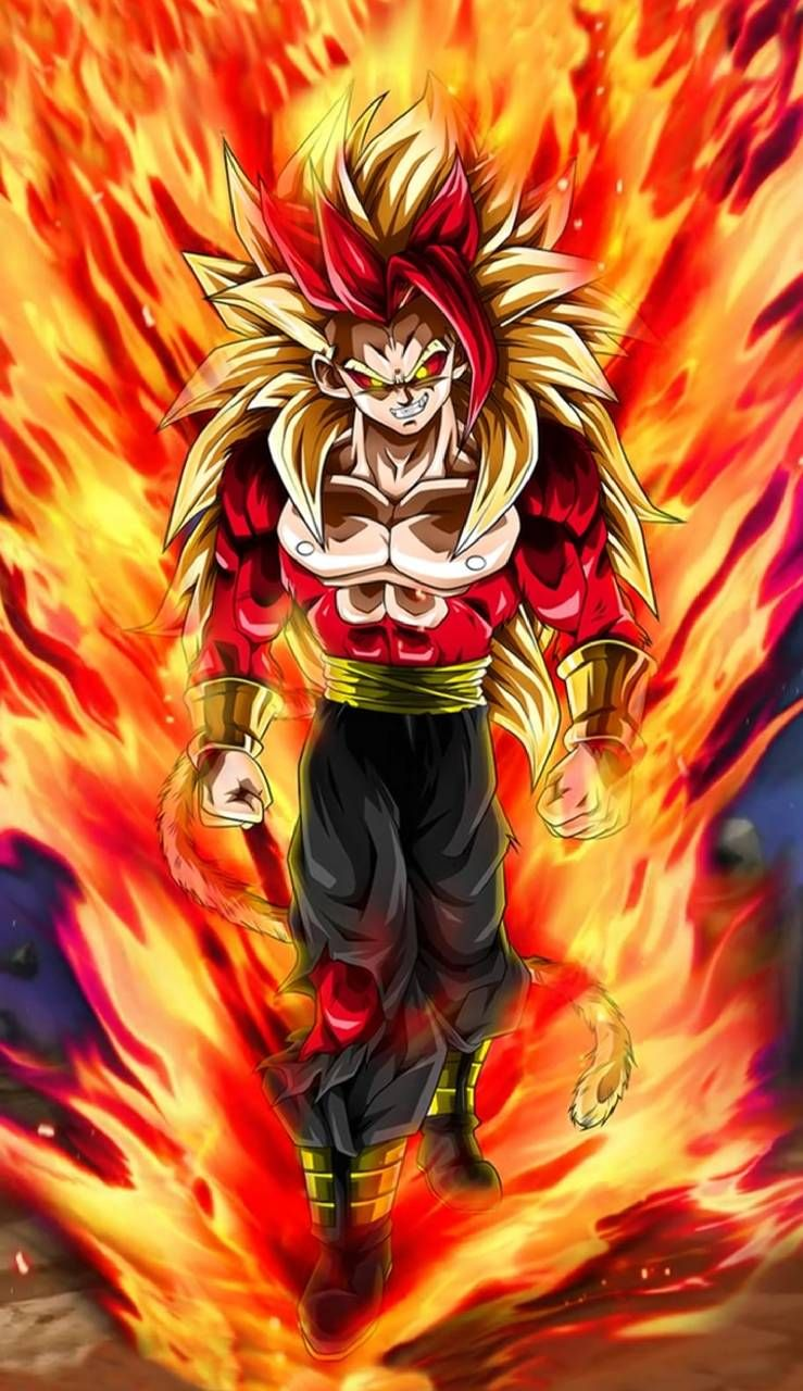 Download Super Saiyan 4 God Wallpaper By Mousecop001 4a Free