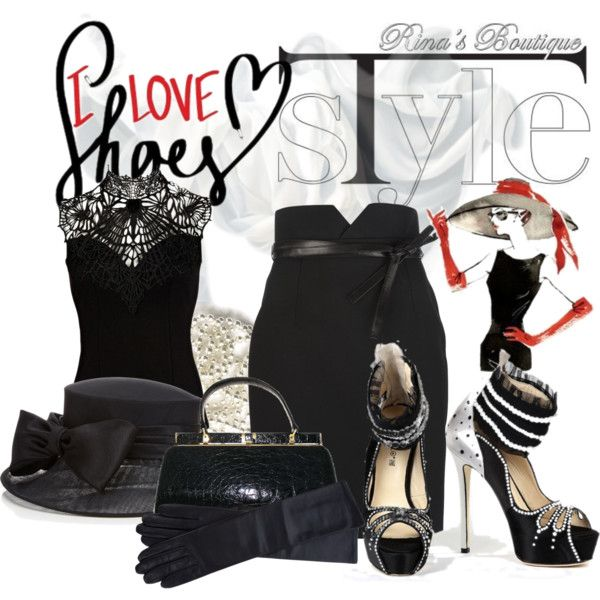 """Love my Shoes"" by cavell on Polyvore"
