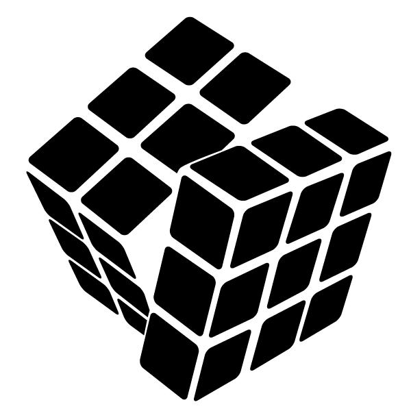 Rubik Logo By Jeremymallin On Deviantart Rubicks Cube Toys Logo Cube Design