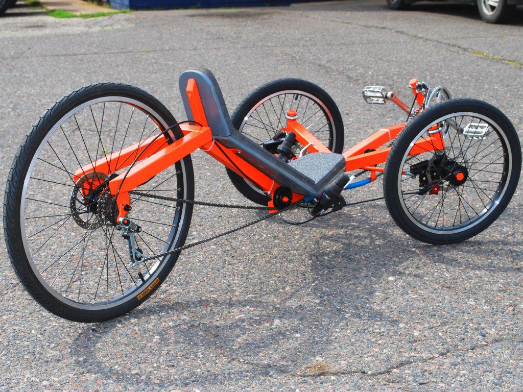 Warrior Racing Trike Diy Plan Atomiczombie Diy Plans Trike
