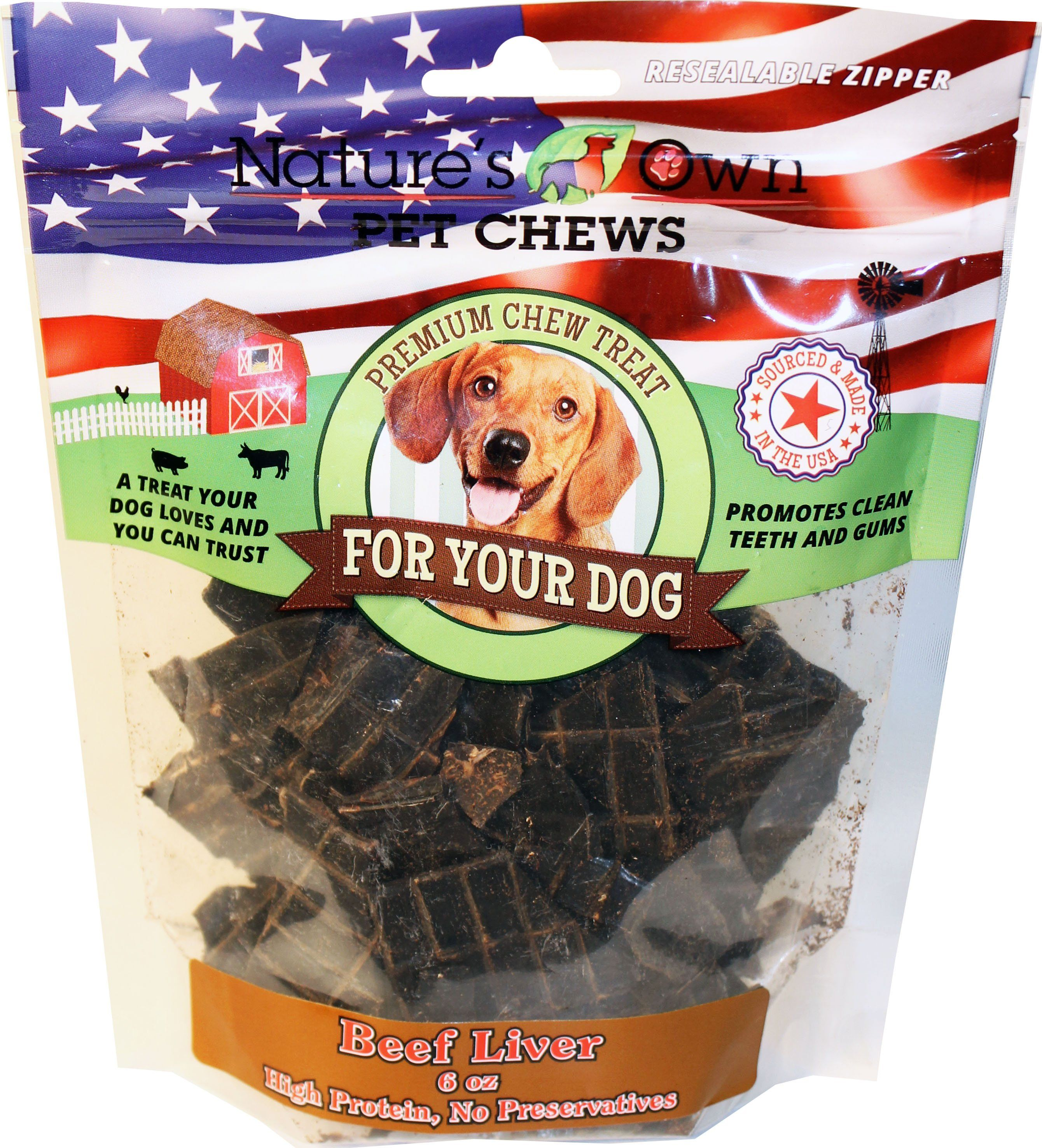 Usa Beef Liver Treats Natural Chew Treats Beef Liver Dog Food