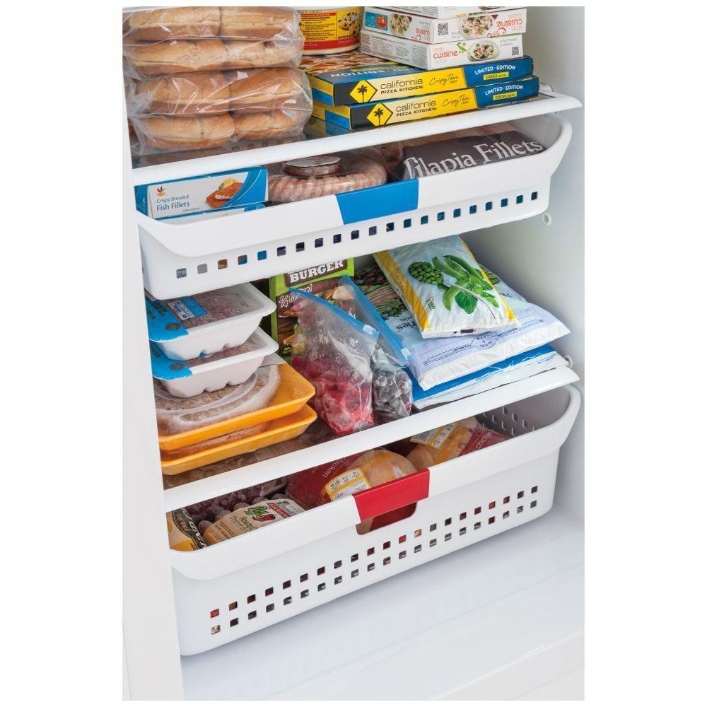 Frigidaire 166 cu ft frost free upright freezer in