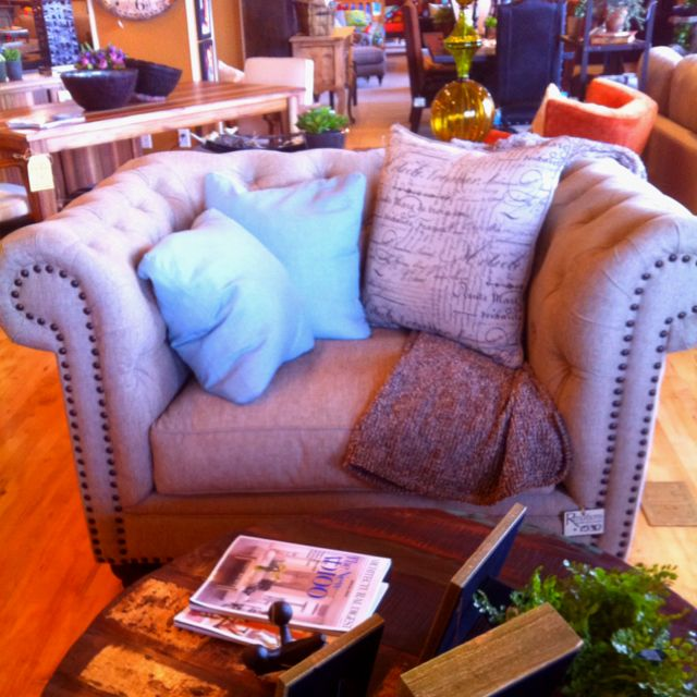 Susan Yeley Interiors: Comfy Chair For Reading Corner. #PrimroseReadingCorner