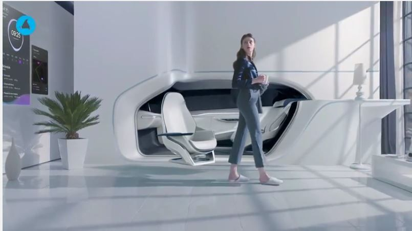 CES 2017: Hyundai Shows Off Mobility Vision Smart House, Futuristic Gadgets, Self Driving Cars, Ioniq Scooter & More! : News : Mobile & Apps