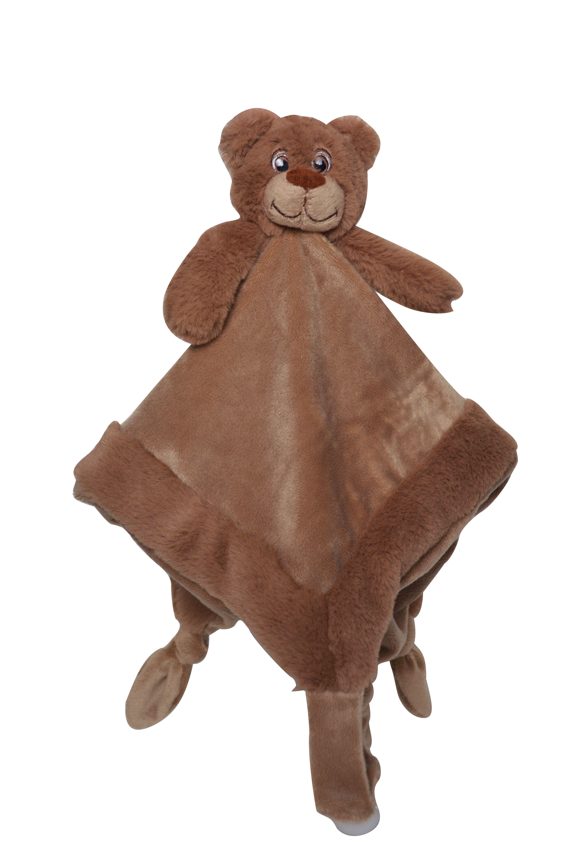 Sutte-/nusseklude : My Forrest Friends, bjørn sutteklud