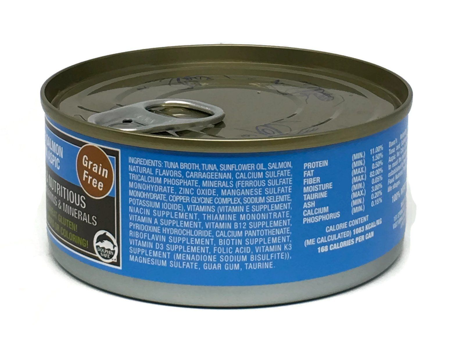 Daves Naturally Healthy Grain Free Canned Cat Food in 3